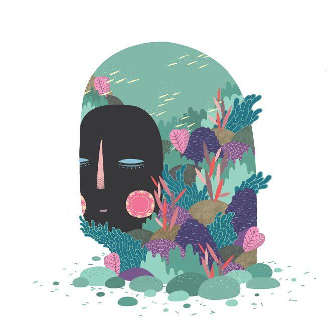 Illustration / Marina Muun | Design Graphique