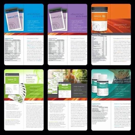 Thrive is not a fad diet or quick fix pill. Thrive is a wellness system that has all the vitamins, minerals and nutrients that your body needs on a daily basis. It fills in your nutritional gaps, it gives your body what it needs. It's a simple 3 step system with 2 capsules in the morning on an empty stomach 20 to 40 minutes later you drink the lifestyle mix and put on the DFT patch and you're done for the day! See why thousands have started THRIVING! www.rwells2741.le-Vel.com