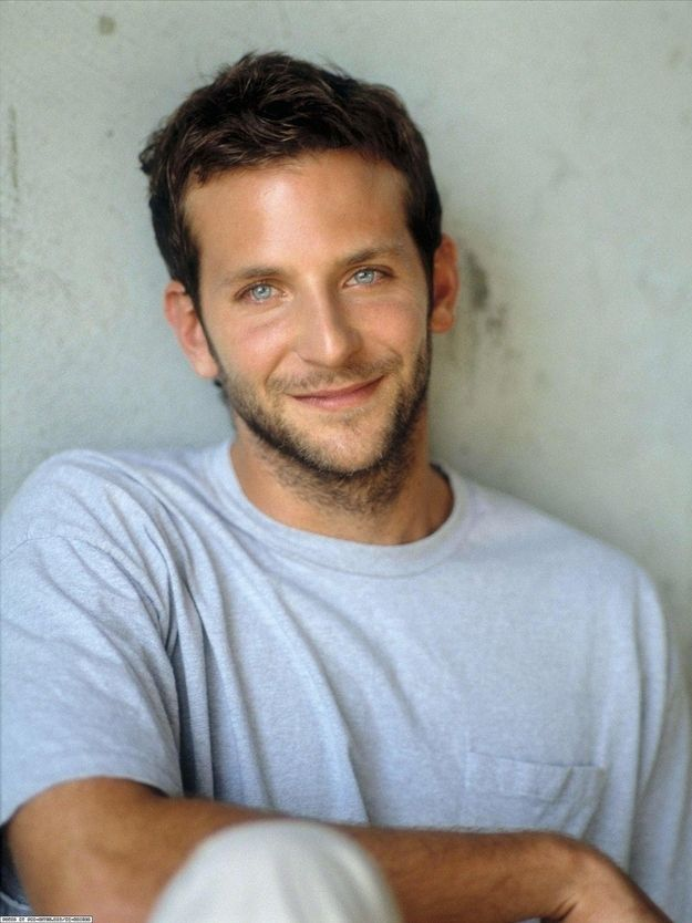 The alphabet of hot guys: B is for Bradley Cooper