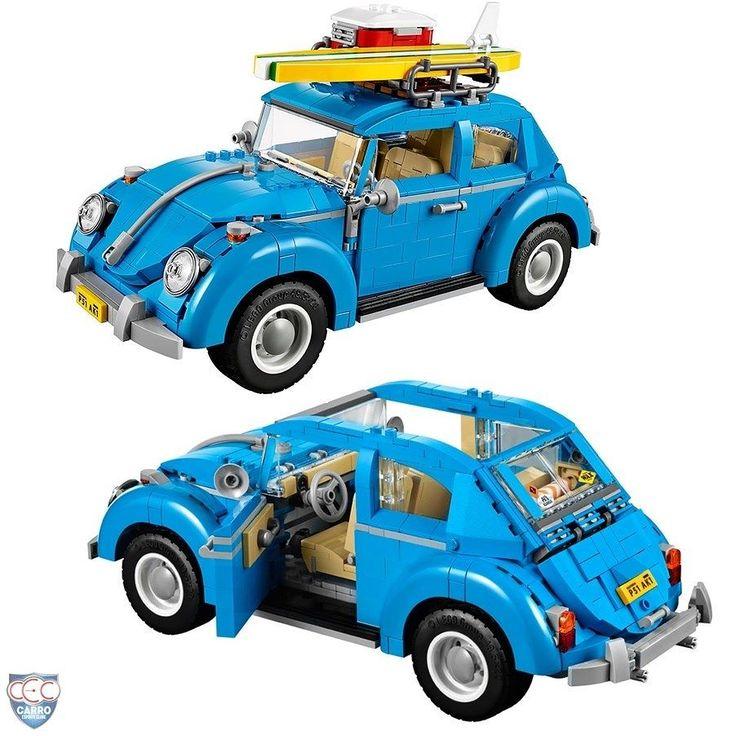 Volkswagen Fusca Lego Besouro acaba de ganhar uma nova versão feita pela Lego que impressiona pelo nível de detalhes. Kit tem 1.167 peças e começa a ser vendido em agosto nos Estados Unidos por US$ 100. Ainda não há previsão da chegada do brinquedo ao Brasil.  #CarroEsporteClube #volkswagen #fusca #VWlovers #beetle #love #diadosnamorados #vwaircooled #carrosantigos #classiccars #auto #brasil #cargramm #carporn #carro #carros #cars #carsofinstagram #driver #horsepower #instacarros #instacars…
