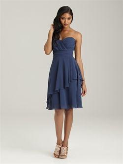 Allure Style: 1301 Available @ LaineeMeg Bridal Party Boutique