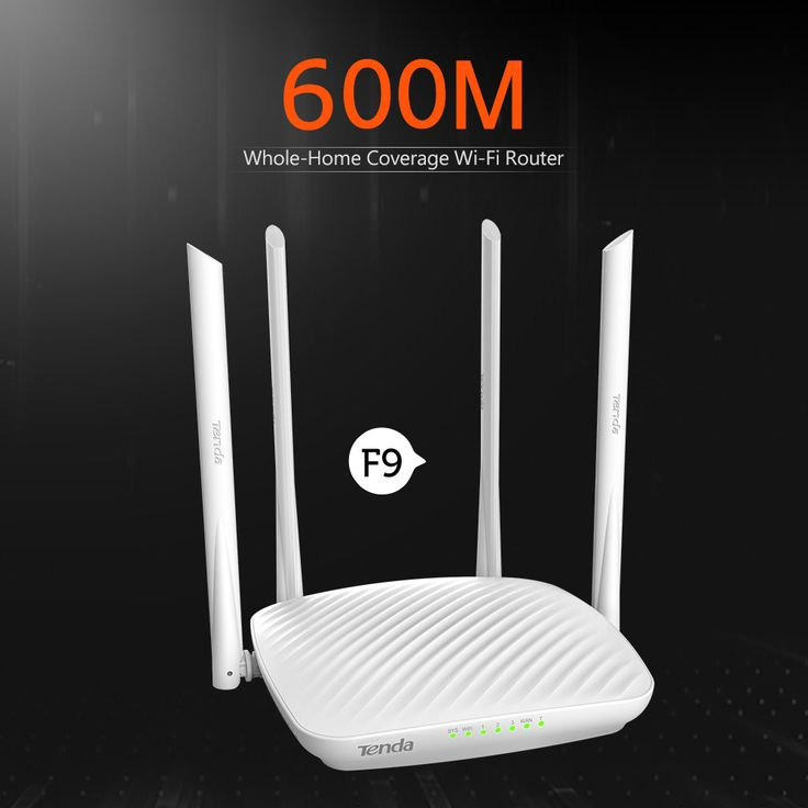 Tenda F9 600Mbps Wireless Wifi Router Best Offer. Best price Tenda F9 600Mbps Wireless Wifi Router, 4*6dBi Antenna Wireless Network Adapter, 2.4G Wifi Router Repeater DHCP Support. Tenda F9 600Mbps Wireless Wifi Router #Tenda #600Mbps #Wireless #WifiRouter