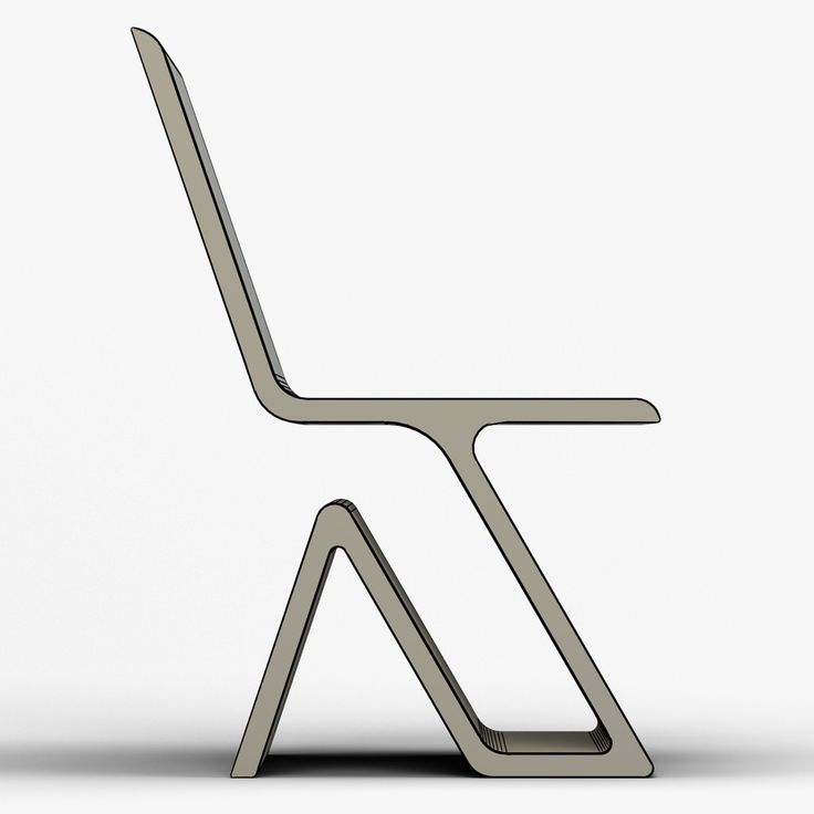 Interesting Design Conception Of Minimal Chair