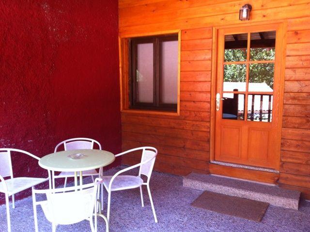 Exterior del bungalow Tipo Dúplex