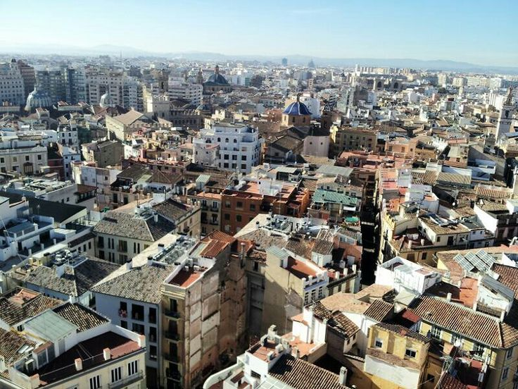 Valencia's views