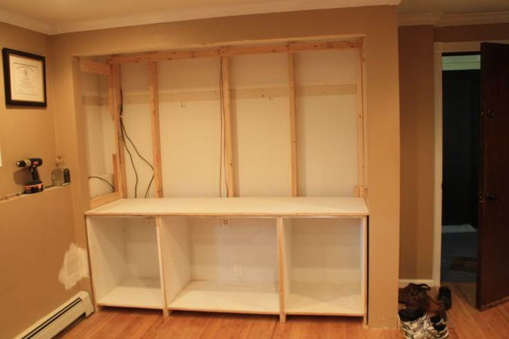 DSF767's DIY AV Center and Living Room Build - Blu-ray Forum
