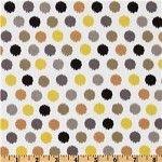 Michael Miller Citron Gray Spot