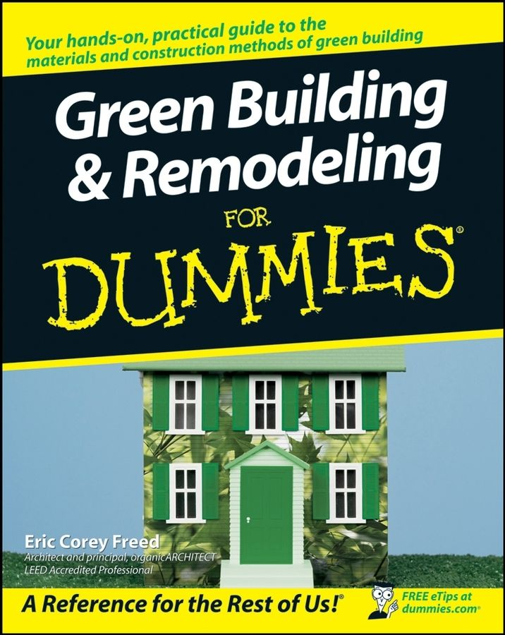 Green Building & Remodeling For Dummies on Scribd