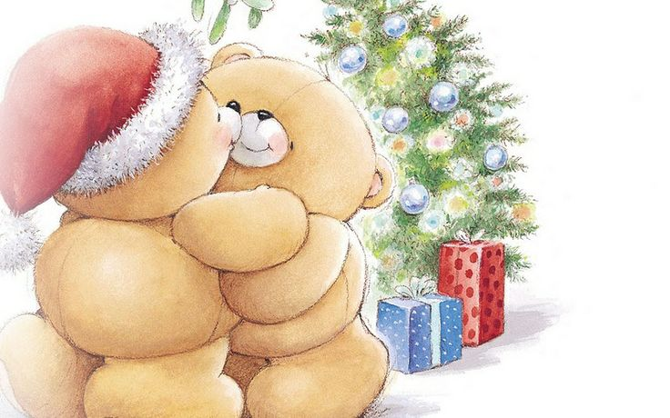 Big Hugs for Christmas!