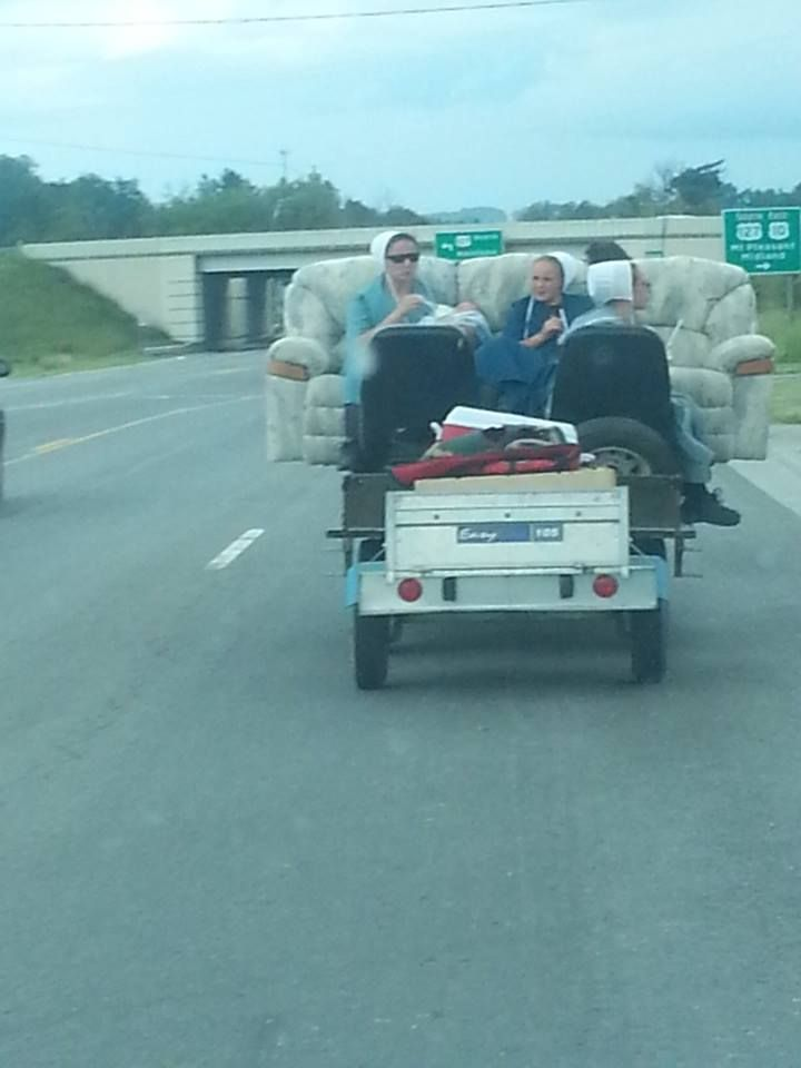 Clare county amish limo