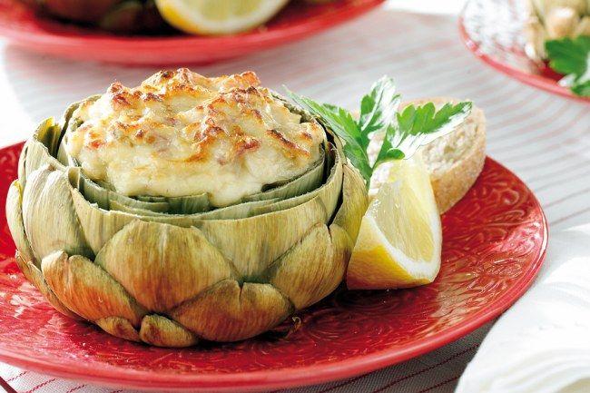 Et pourquoi ne pas préparer l'artichaut gratiné, une recette au four originale