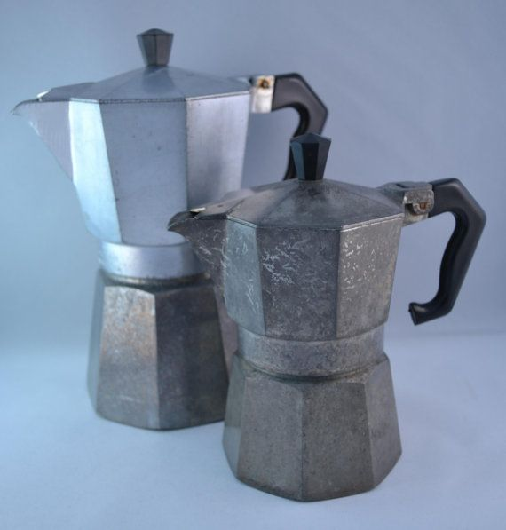 Italian Coffee Maker Small : 12 best images about Espresso coffee makers vintage on Pinterest Espresso coffee, Originals ...