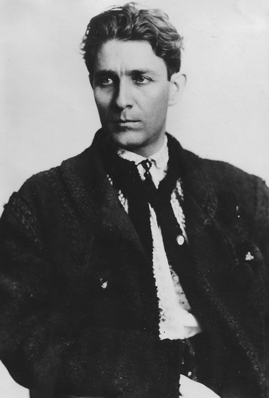 Corneliu Zelea Codreanu (September 13, 1899 - November 30, 1938), leader of the Romanian Iron Guard, revolutionary, author.