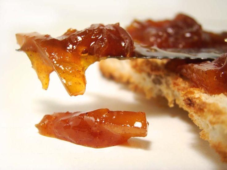 ...Filosofía de Sabor...: Mermelada de Mandarina y Canela... de Mandarela