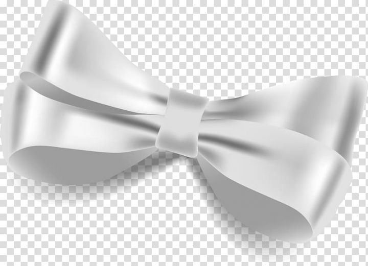 Bow Tie Butterfly White Ribbon Beautiful White Bow Tie Transparent Background Png Clipart White Bow White Bow Tie White Ribbon