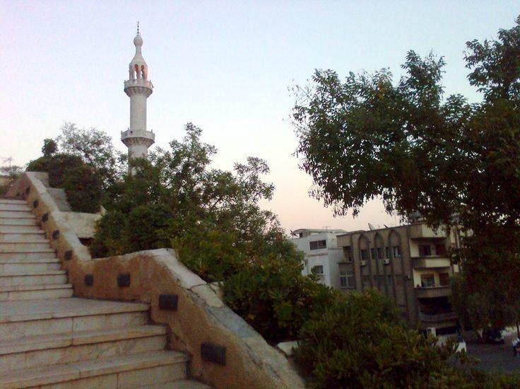 Al-Khair mosque in my neighborhood.