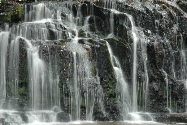 Purakanui Falls, The Caitlins, New Zealand