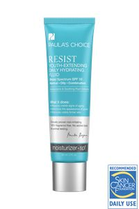 Resist+Daily+Fluid+SPF+50+#paulaschoice+#fragrancefreeproducts+#crueltyfreeproducts