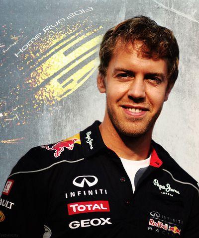 Home Run 2013 - Sebastian Vettel - Winner of German GP 2013