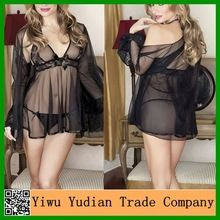 High Quality Women Black Sexy Transparent NightwearBest Seller follow this link http://shopingayo.space