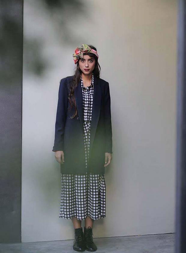 Τζωρτζίνα Λιώση: Από την υψηλή ραπτική στη μαντήλα (με ευκολία) - Συνεντεύξεις | Ladylike.gr