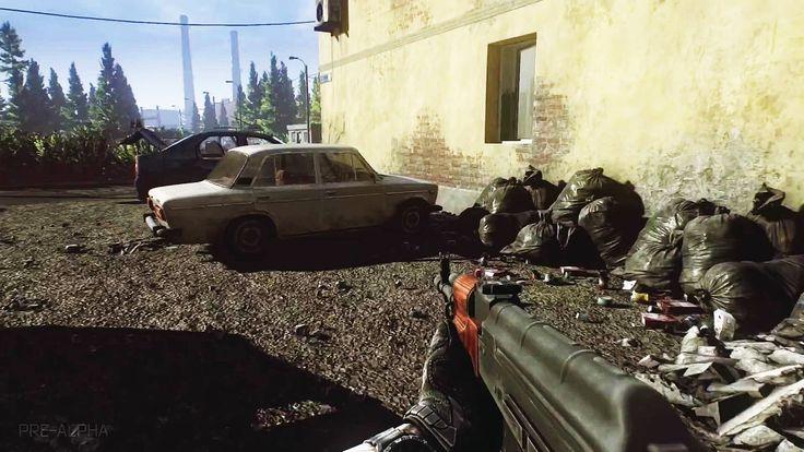 Геймплей Escape from Tarkov (1080p 60 FPS)