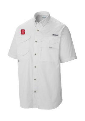 Outdoor Custom Sportswear North Carolina State Bonehead Shirt - White - 2Xl