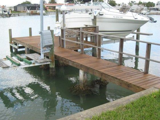 Tim Connolly's Boat Dock