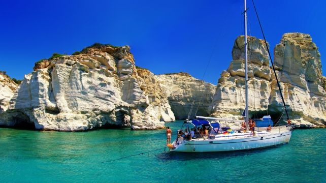 """Set sail"" for a lifetime experience in Greece 