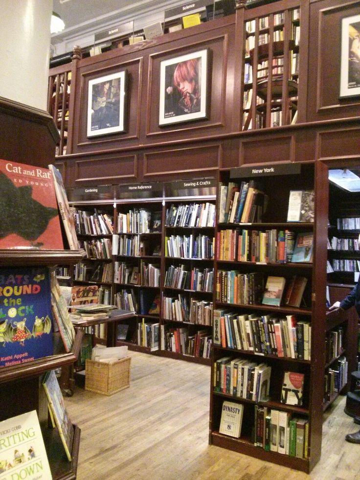 Lizzy's Bookstore in New York City, New York | New York, New York ...