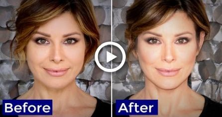 Contouring & Highlighting Makeup Routine Update – #Contouring #Highlighting #Mak…