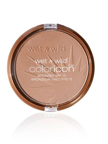 Wet n Wild Color Icon Bronzer with SPF 15: $3.99; best bronzer ever!! so much product for so little money