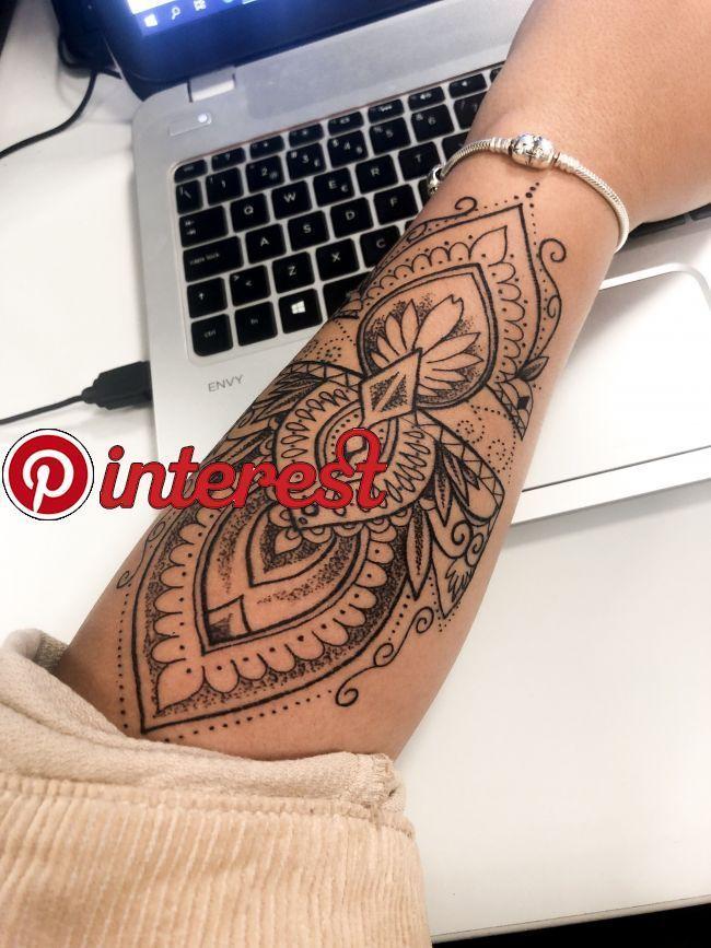 Pin von Sara Kerckhove auf Tattoos | Pinterest | Tattoo 2017, Henna Tattoo Desig…