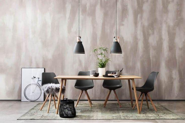 Loft Optik Schoner Wohnen Farbe Wohnen Schoner Wohnen Innenarchitektur Wohnzimmer