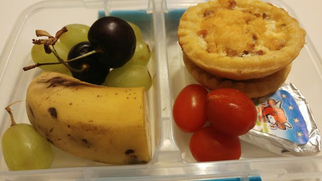 Hungry Hubby And Family: Lunchboxes Toddler and Mom