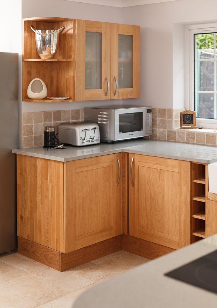 Oak Shaker Cabinet Doors 7 best lacquered oak shaker kitchen case study images on pinterest