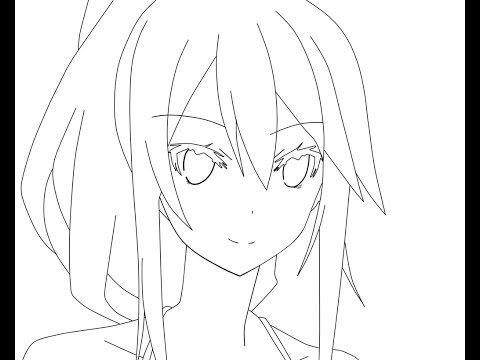 Cara Menggambar Anime Dengan Mudah Untuk Kamu Yang Masih Pemula Alabn Sketsa Cara Menggambar Gambar Anime