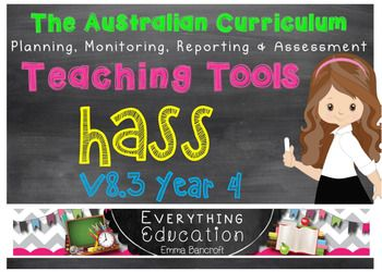 New Word Format!New Documents added!New January 2017 Australian CurriculumHASS - Incorporating History and Geography and Civics and Citizenship! ALSO NOW INCLUDES PLANNING TEMPLATES USING THE GRADUAL RELEASE OF RESPONSIBILITY MODEL!ALREADY USED BY A NUMBER OF AUSTRALIAN SCHOOLS!In Word AND PDF format!