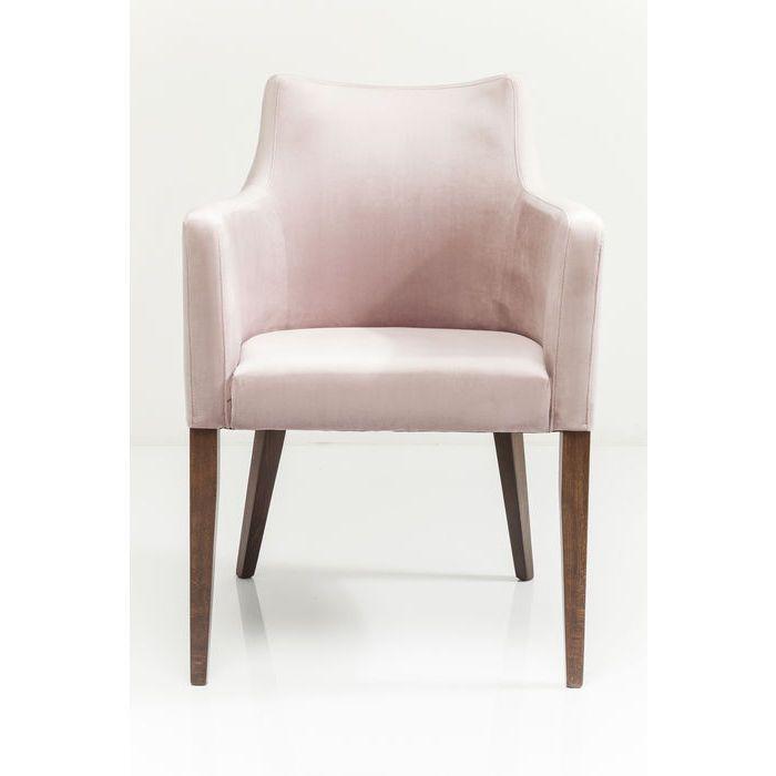 Πολυθρόνα Mode Rose  Μία πολυθρόνα που θα σας συναρπάσει με το vintage ύφος αλλά και με το άνετο κάθισμα της.  €265