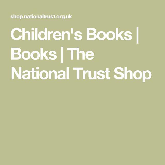 Children's Books | Books | The National Trust Shop