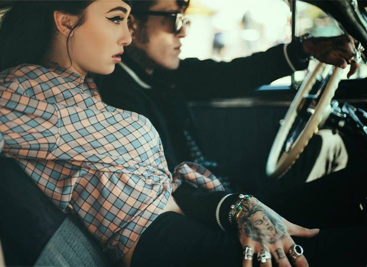 Pinup Fashion: Rockabilly Nation | Photo: Beautiful Fül in plaid top