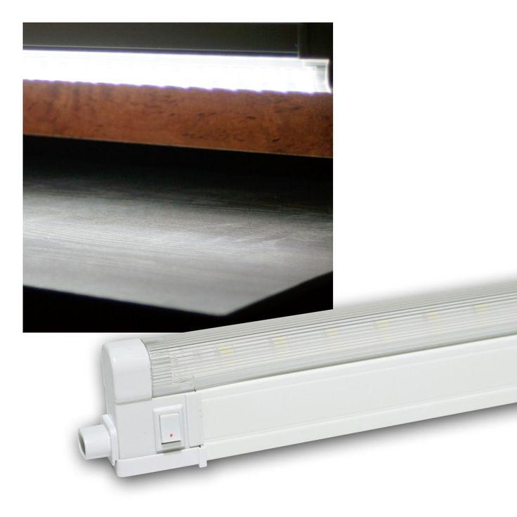 """LED Unterbauleuchte """"SMD pro"""" 60cm, 560lm, 6000k, 34 LEDs, Licht weiß: Amazon.de: Beleuchtung"""