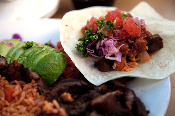 California Roadtrip / Yummy yummy Tacos im The Prado, Balboa Park, San Diego. // Happy Go Lala