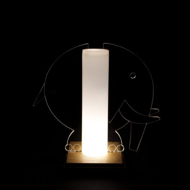 LAMPADA ELEFANTE