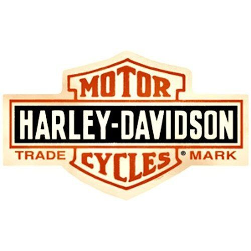 Harley Davidson Bar and Shield Sign - Ande Rooney Harley Davidson Embossed Tin Sign Collection utilizes lithographed on tin process, this makes for a more detailed and inticate sign. The result is a r