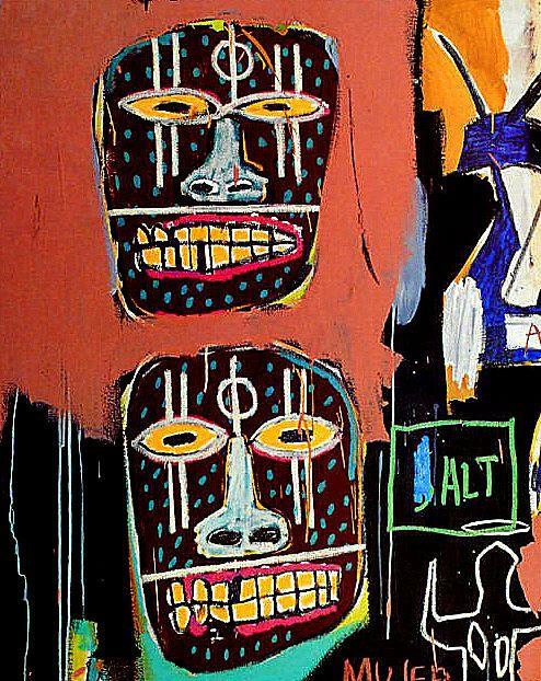 Jean-Michel Basquiat.  NUBA  Art Experience NYC  www.artexperiencenyc.com/social_login/?utm_source=pinterest_medium=pins_content=pinterest_pins_campaign=pinterest_initial