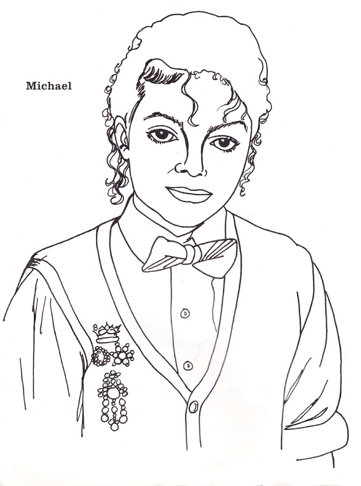 9 best michael jackson colouring pages images on pinterest Coloring books for adults michaels