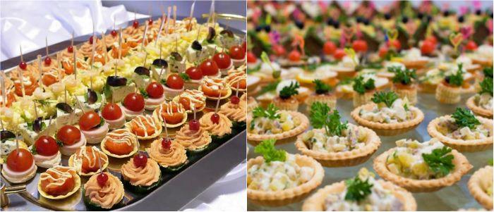 Что положить в тарталетки: 10 простых идей на любой вкус... Праздничный стол как в лучшем ресторане! - МирТесен
