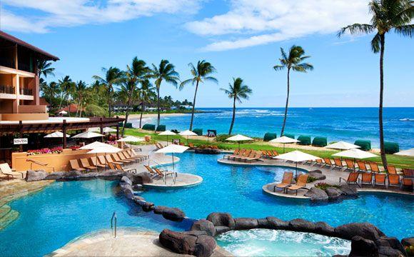 Kauai Hotels on the Beach | Sheraton Kauai Resort - Take a Tour | Kauai Oceanfront Resort
