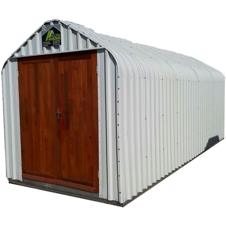 Kazin Un-insulated Storage Unit 6.15m x 2.4m Available to Rent or To Buy